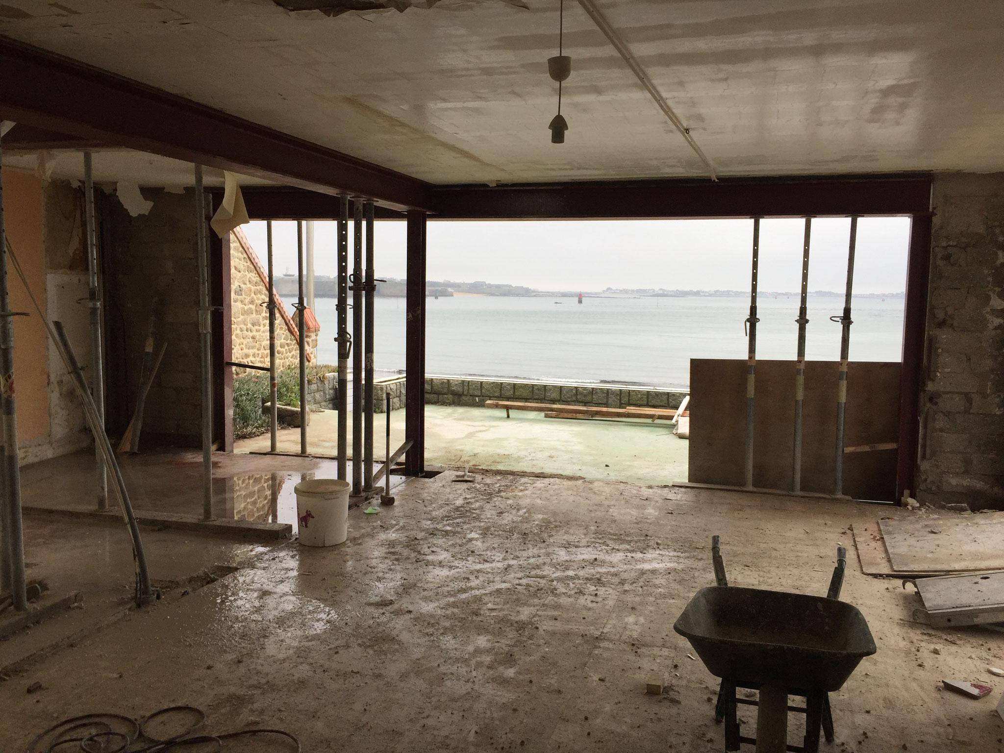 Rénovation intérieure totale