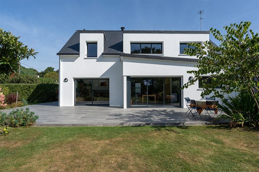 Maison Bretagne contemporaine