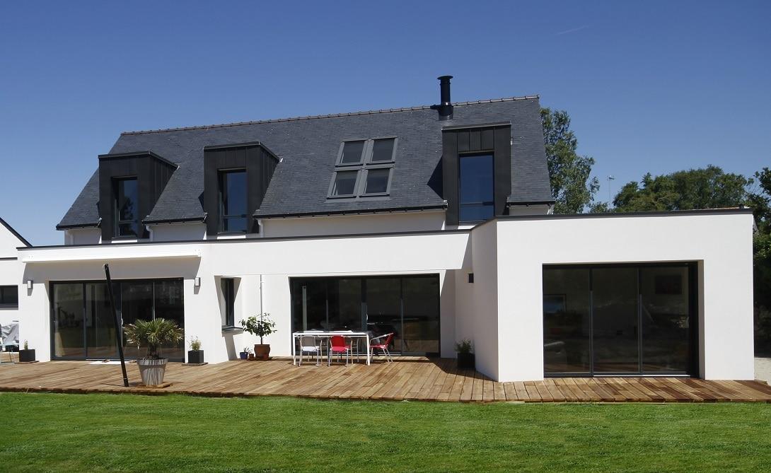 réalisation maison bretonne